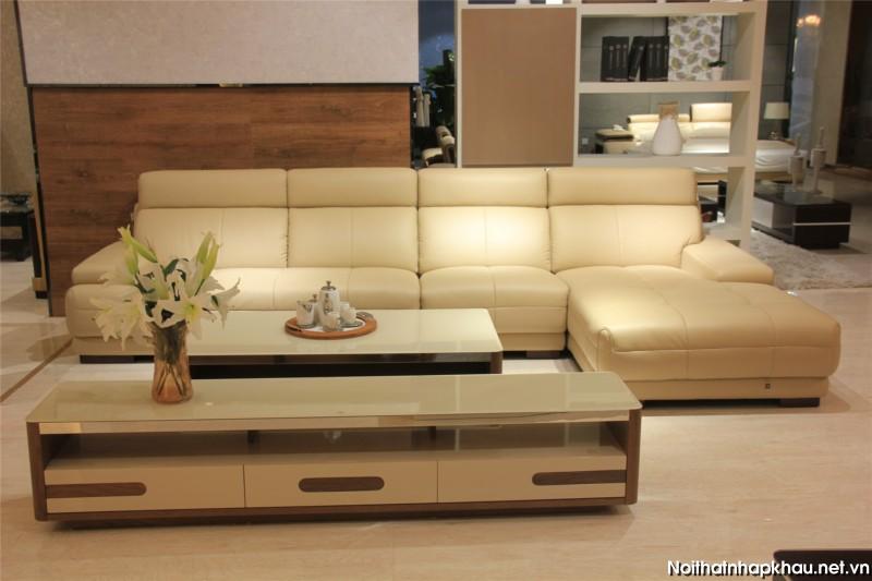 Sofa góc nhỏ- sự lựa chọn hoàn hảo cho gia đình