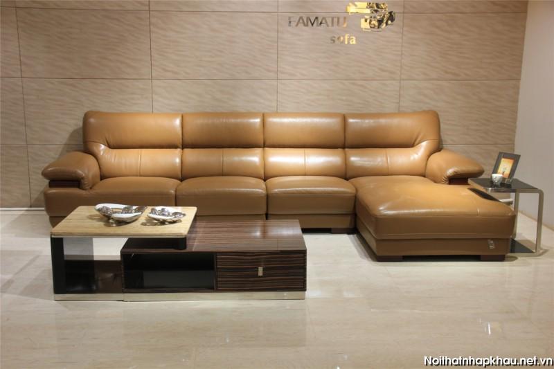 Sofa phòng khách hà nội sang trọng và đẳng cấp