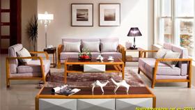Sofa khung gỗ nhập khẩu AG021-B