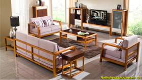 Sofa khung gỗ nhập khẩu AG021