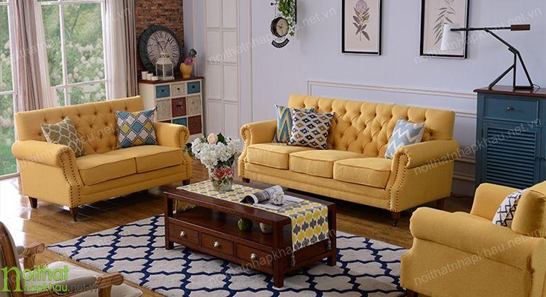 5 mẫu ghế sofa tuyệt đẹp bạn nên tham khảo trước khi chọn mua