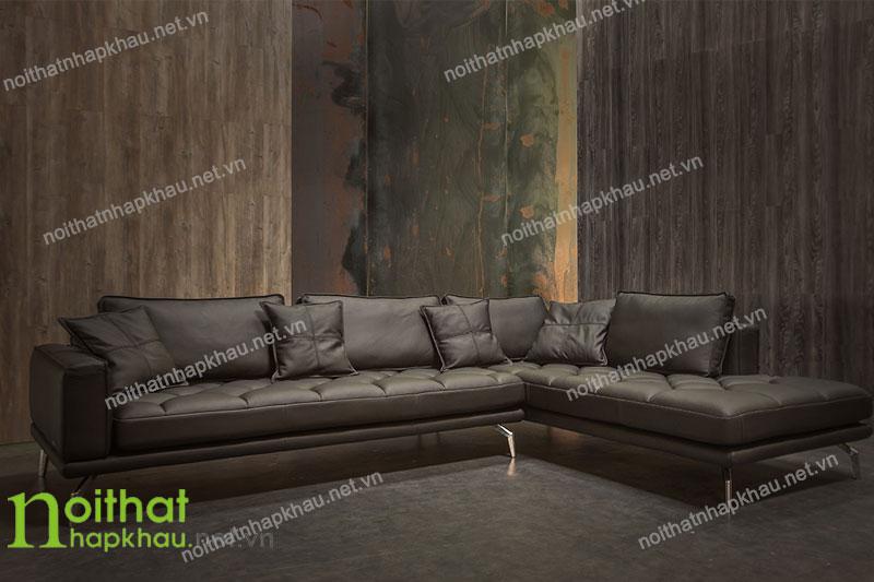 Sofa nhập khẩu malaysia góc chữ L