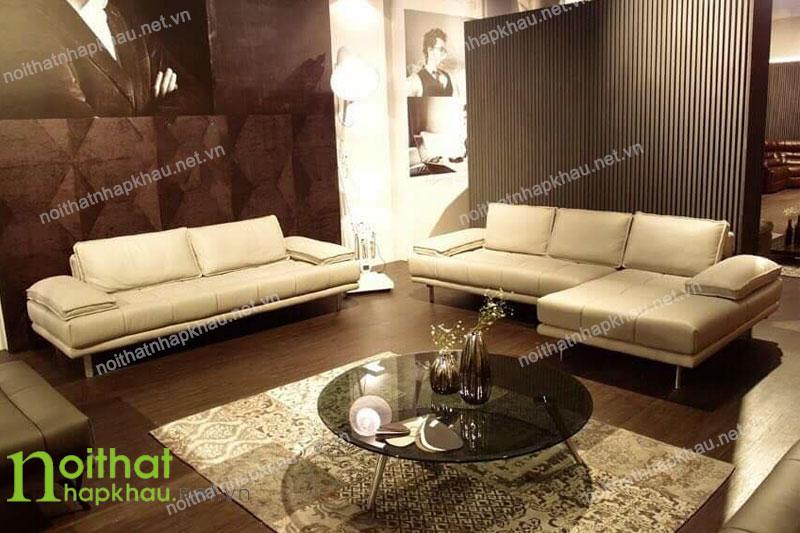 Ghế sofa có kiểu dáng hiện đại