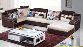 Sofa nỉ nhập khẩu 6103