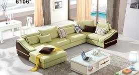 Sự kết hợp tuyệt vời giữa gối tựa với sofa trong phòng khách