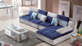 Sofa nỉ nhập khẩu 6116