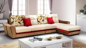 Sofa nỉ nhập khẩu 6131
