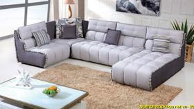 Sofa nỉ nhập khẩu 6132