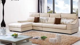 Sofa nỉ nhập khẩu 6133