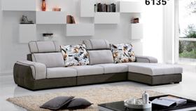 Sofa nỉ nhập khẩu 6135