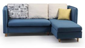 Sofa nỉ nhập khẩu 8023