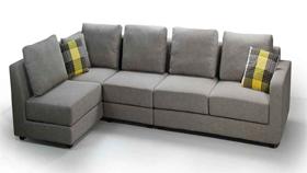 Sofa nỉ nhập khẩu 8028