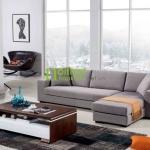 sofa vải phong cách Bắc Âu -LS-FS13