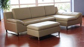 Sofa phòng khách HM01-trắng