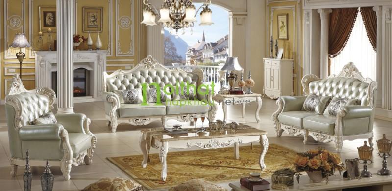 Sofa cổ điển 222B