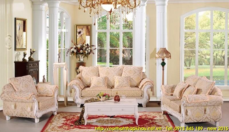 Sofa tân cổ điển 7207C