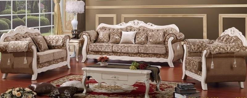 Sofa tân cổ điển 7208C