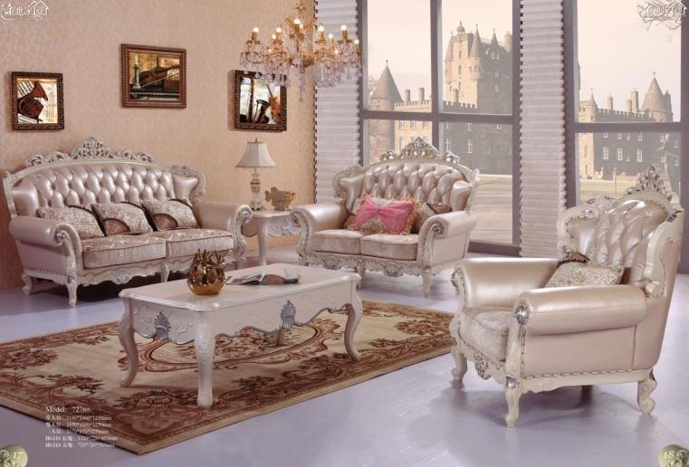 Sofa tân cổ điển 7276
