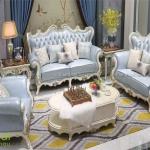 sofa cổ điển 8802