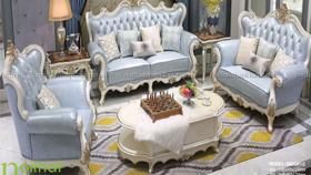Sofa cổ điển cao cấp TM 8802