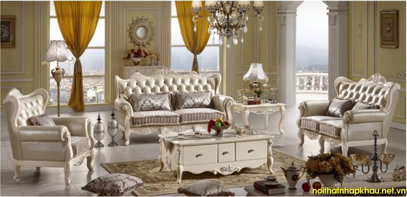 Sofa cổ điển TM206B
