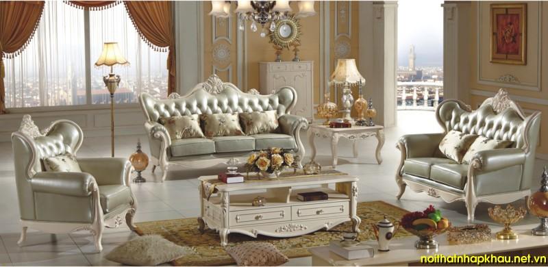 Sofa cổ điển TM251B