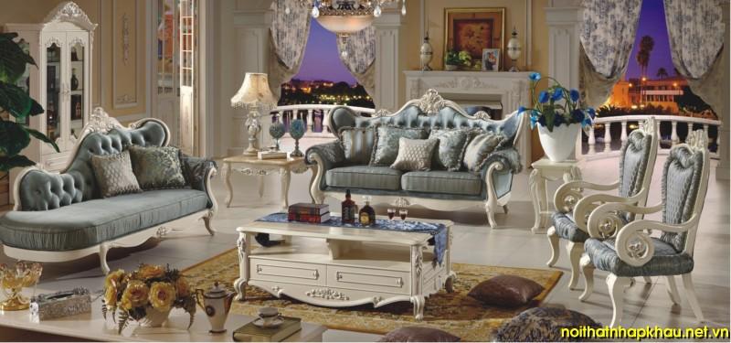 Sofa cổ điển TM251C