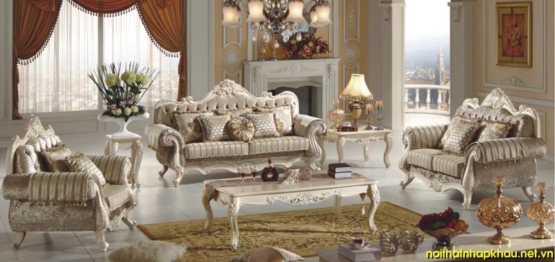 Sofa cổ điển TM252A
