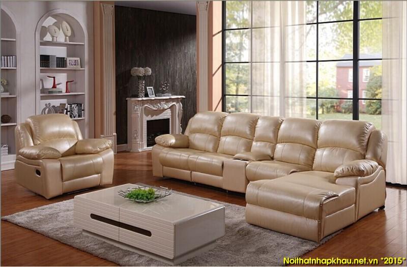 Tạo nên sự thoải mái khi sử dụng ghế sofa Nội Thất Nhập Khẩu