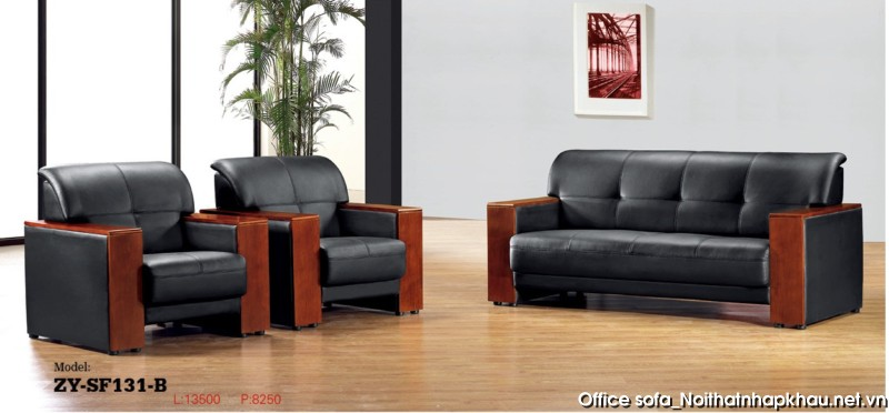 Sofa văn phòng ZY-SF131-B
