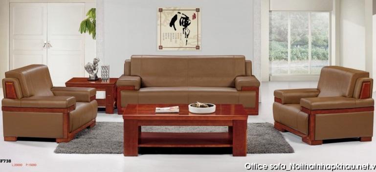 Sofa văn phòng ZY-SF738