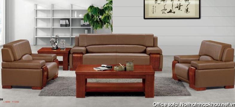 Sofa văn phòng ZY-SF739