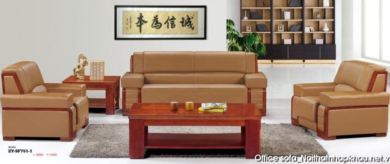 Sofa văn phòng ZY-SF751-1