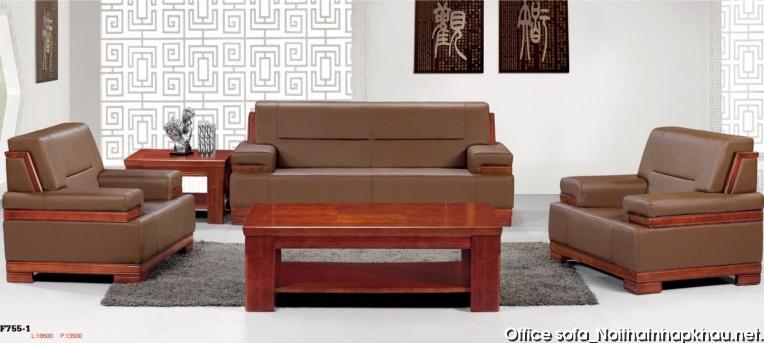 Sofa văn phòng ZY-SF755-1
