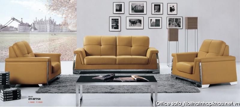 Sofa văn phòng ZY-SF758