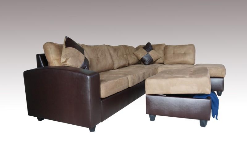 Sofa xuất khẩu 51195 - brown