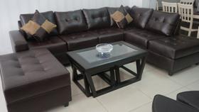 Sofa xuất khẩu 51195- Cafe