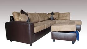Sofa xuất khẩu 51195- Màu Brown
