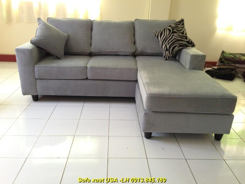 Sofa xuất khẩu USA-SLN02 ghi