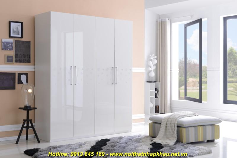 Tủ áo đẹp B2655E